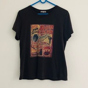 Lucky Brand Vintage Bob Dylan Tee XL